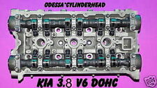 KIA 3.8 DOHC SEDONA AMANTI  Sorento Borrego Quoris V6 CYLINDER HEAD 06-12