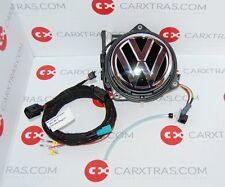 OEM VW Posteriore Emblema Badge Camera Kit Retrofit GOLF MK 7 VII 5G0827469 F