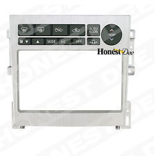 Aluminum Look Double-Din Radio Install Dash Kit for G35, Car Stereo Mount