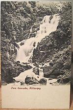 Irish Postcard TORC CASCADE Waterfall Lakes of KILLARNEY Ireland Lawrence Matte