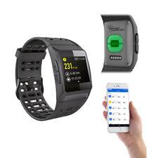 Newgen Medicals Smartwatch Gps-sportuhr Bluetooth Fitness Puls