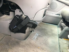 Vehicle Holster w/mag pouch & Mount Car Truck Ambidextrous Handgun Conceal