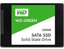 120GB SSD Drive WD Green SATA 2.5 Inch SSD 120 GB