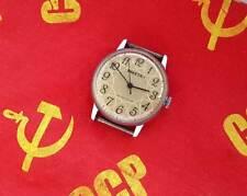 Vintage Sowjetisches Mechanische Armbanduhr. RAKETA. CCCP