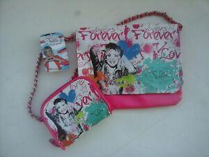 Violetta - Borsa A Tracolla & Portafoglio - Shoulder Bag & Wallet - Disney, NEW!