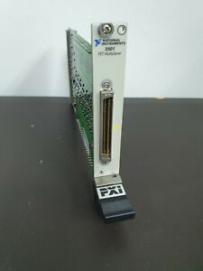NI 2501 FEI Multiplexer Card