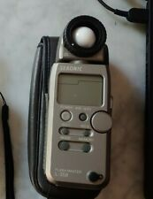 Barely Used Sekonic L-358 Flash Meter  with Case