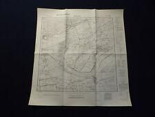 Landkarte Meßtischblatt 3356 Költschen / Kołczyn, Neumark, Ostbrandenburg, 1934