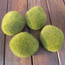 1 pcs Green Artificial Moss Stones Grass Plant Poted Home Garden Decoration