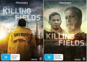 Killing Fields Season 1 and 2 (5 DVD Set) - Region 4