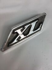 Oem Ford 1970 70 Galaxie 500 Xl Fastback Roof Emblem Ornament Xl Emblem Right