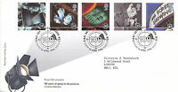 16 APRIL 1996 100 YEARS OF THE CINEMA RM FIRST DAY COVER LONDON WC2 SHS