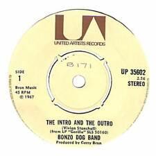 "Bonzo Dog Band - The Intro And The Outro - 7"" Vinyl Record Single"