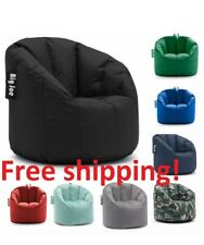 Bean Bag Chair Multiple Colors Available Comfort For Kids & Adult