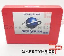Sega Saturn PSEUDO All in One cartucho chip Region Free Direct Reading