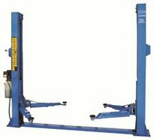 8888Lb (4000Kg) 2 Post Car Hoist / Lift (240v Single Phase) CE Standard