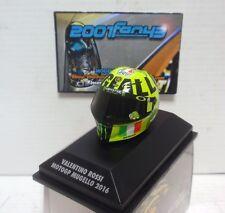 CASCO HELMET ROSSI MOTO GP MUGELLO 2016 1/8 MINICHAMPS 398160086