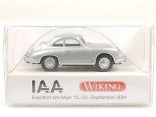 Wiking 81404 Porsche 356 Coupe IAA 2001 Frankfurt 1:87 NEU OVP SG 1410-25-71