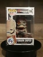 POP FUNKO VINYL GAMES GEARS OF WAR  SWARM SNIPER 130 GAMESTOP EXCLUSIVE