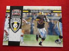2011 Gridiron Kings  Rashard Mendenhall  jersey card  Steelers  jsy  266/299