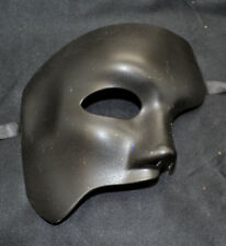 Men's Masquerade Mask, Phantom of the Opera Venetian Mardi Gras Halloween Party