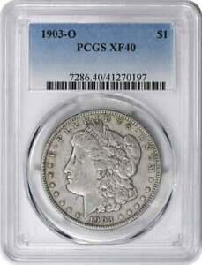 1903-O Morgan Silver Dollar EF40 PCGS