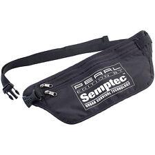 Semptec Praktische Reise Hüfttasche / Bauchtasche, schwarz (PEARL Edition)