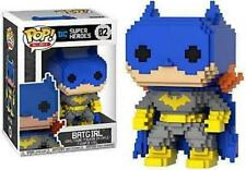 Funko - 8-Bit POP: DC - Classic Batgirl (Blue) Brand New In Box