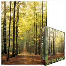 JIGSAW PUZZLE  EG60003846 	 Eurographics Puzzle 1000 Pc - Forest Path