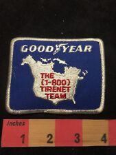 Good Year Car Tire Advertising Patch GOODYEAR TIRENET TEAM 00M3