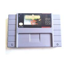 Earthbound Halloween ROM hack SNES Super Nintendo RPG Mother video game cart