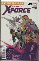 Uncanny X-Force 2010 series # 19 very fine comic book
