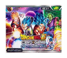 Dragon Ball Super Collectible Card Game Series 1 Galactic Battle Booster Box