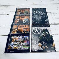 Half-Life Adrenaline Pack by Sierra Studios Big Box Edition PC Software Games