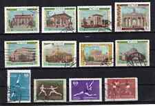 Huge Lot Russia Stamps USSR circa 1950s, Used  Rare Sports All Union Exhibition