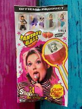 Ultra RARE Spice Girls Chupa Chups Lolly Ziga Zig AAAH Still in Wrapper