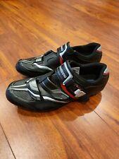 Shimano SH-XC50N Black/Red/Silver-Grey Cycling Pedaling Dynamics Size 13.2