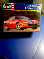 Revell 35th Anniversary 2002 Camaro SS 1:25 Scale Model Kit NIB Factory Sealed