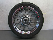 G HONDA SHADOW AERO VT 1100 1999 OEM  FRONT  WHEEL