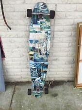 """44"""" DAYBREAK LONGBOARD LONG BOARD WOOD WOODEN Skateboard"""