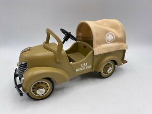 Hallmark Kiddie Car Classics 1941 Garton Field Ambulance Pedal Car Diecast