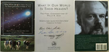 Philip K Dick What If our World Is Their Heaven 1st HC SIGNED by all Tim Powers