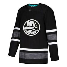 0a22870a New York Islanders NHL Adidas Black 2019 NHL All Star Parley Authentic  Jersey