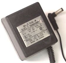 Direct Plug-in 41-6-500 D AC Power Supply Adapter Charger Output 6V DC 500mA