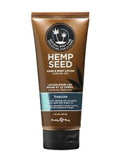 Earthly Body Hemp Seed Hand & Body Lotion 207mL Tropicale