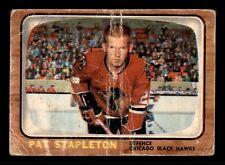 PAT STAPLETON 66-67 TOPPS 1966-67  NO 57 POOR+ 12775