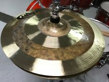 "BOSPHORUS  Antique 12"" HiHat Cymbals  aus ISTANBUL - 1 EURO Start"