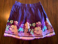 Nwot Old Navy Blue Girls Skirt 5T