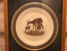 Woodland Wildlife Whitetail Deer Lenox 1977 Collector Limited Edition [New]