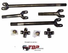 1973-1979 F-150 78-79 Bronco Chrome Moly Axle Shaft Kit Dana 44 w/ 760X U-Joints